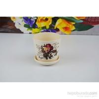 Cosiness Dekoratif Saksı - Çiçek