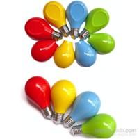 Bulb Ashtray - Ampul Küllük Sarı