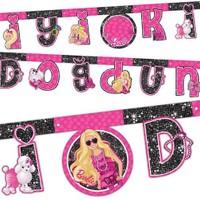 Parti Şöleni Barbie İyi Ki Doğdun