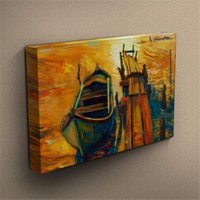 Canvastablom T221 Yağlı Boya Kanvas Tablo