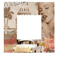 Kanvas Ayna Marlyn Monroe