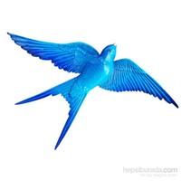 Mavi Renkli Üçlü Kırlangıç