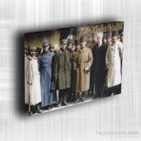 Doku Canvas Baskı Atatürk Atge-031/ 35*50