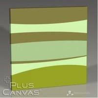 Pluscanvas - Elliptical Iıı Tablo