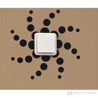 Dekorjinal Duvar Sticker St105