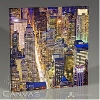 Pluscanvas - New York - Sky View Tablo