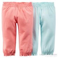 Carter's Layette Kız Bebek 2'Li Pantolon 121D551
