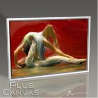 Pluscanvas - Ballet Dance Tablo