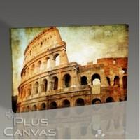 Pluscanvas - Rome - Colosseum Tablo