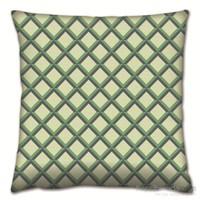 Gravel Geometrik Desenli Dekoratif Yastık A14380