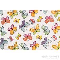 Alldeco Yapışkanlı Folyo Kelebekler