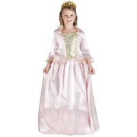 Parti Paketi Prenses Rosalina Kostümü 4-6 Yaş