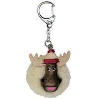 Nev-Ecolinea Pom Pom Anahtarlık Moose