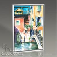 Pluscanvas - Venezia - Watercolor Series Iıı Tablo