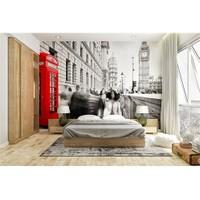 Iwall Resimli Şehir Duvar Kağıdı 180X130