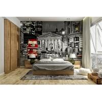 Iwall Resimli Gece Ve Şehir Duvar Kağıdı 370X250
