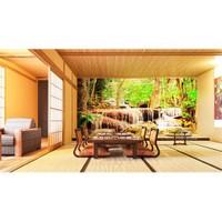 Iwall Resimli Orman-3 Duvar Kağıdı 250X180