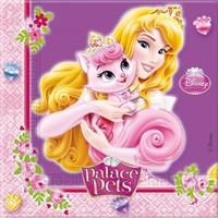 Pandoli Disney Palace Pets Peçete 33X33 Cm 20 Adet