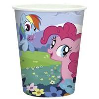 Pandoli My Little Pony Sparkle 266Ml 8 Adet Bardak