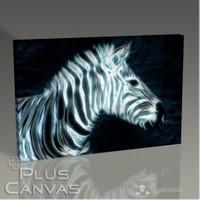 Pluscanvas - Uno Zebra Tablo