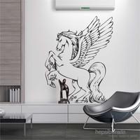 I Love My Wall Hayvanlar (H-046)Sticker(Baykuş Sticker Hediye!)