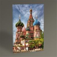 Tablo 360 Saint Basil Moskova Tablo 45X30