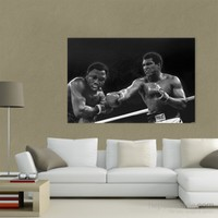 Atlantis Tablo Muhammed Ali 75X50 Cm