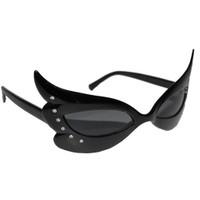 Pandoli Siyah Renk Batman Parti Gözlüğü