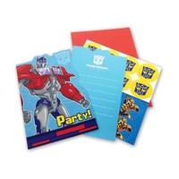Parti Paketi Transformers Davetiye