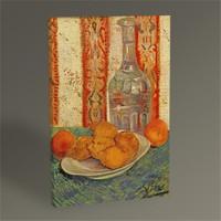 Tablo 360 Vincent Van Gogh Still Life With Carafe And Lemons Tablo 45X30