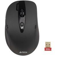 A4 Tech G10-660FL V-Track Nano Mouse - Siyah (Laser Pointer)