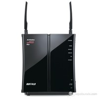 Buffalo AS N300 4xGLAN USB VPN ADSL2+ Modem Router