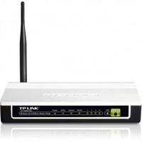 TP-LINK TD-W8951ND 150Mbps Kablosuz N ADSL2+ Modem Router + TP-LINK TL-WA730RE 150Mbps Access Point