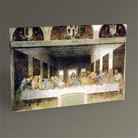 Tablo 360 Leonardo Da Vinci Son Akşam Yemeği Tablo 45X30