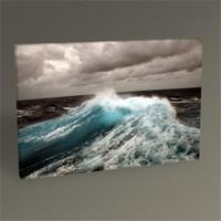 Tablo 360 Ocean Waves Tablo 45X30