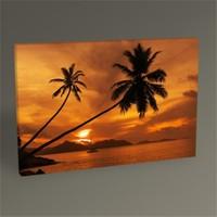 Tablo 360 Red Sunset Tablo 45X30