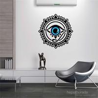 I Love My Wall Modern (Mdn-091)Sticker(Baykuş Sticker Hediye!)