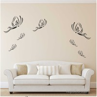 I Love My Wall Modern (Mdn-098)Sticker(Baykuş Sticker Hediye!)
