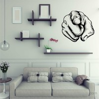 I Love My Wall Modern (Mdn-110)Sticker(Baykuş Sticker Hediye!)