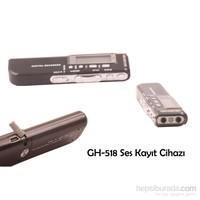 Oem Gh-518 8Gb Ses Kayıt Cihazı