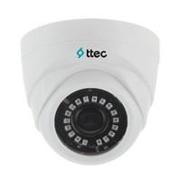 Ttec Cam-Idm2010 1.0Mp Ahd Dome Kamera