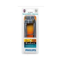 Philips SWV4435S 4K 3D Swivel 2m Gold HDMI Kablo