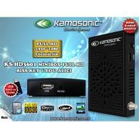 Kamosonic KS-HD3601 Full HD+Biss+USB'ye Kayıt+WIFI+SERVER Destekli Uydu Alıcı