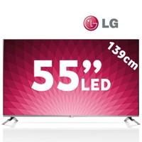 "LG 55LB582V 55"" WiFi Uydu Alıcılı UsbMovie SMART FULL HD LED TV"