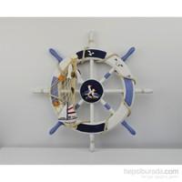 Cosiness Küçük Boy Gemi Dümeni Duvar Aksesuarı