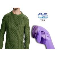 Gift Box Cvs Giysi Tüyü Alma Makinesi (Pilli)