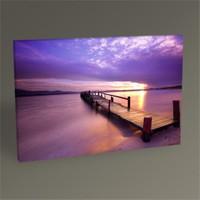 Tablo 360 Purple Sunset Tablo 45X30