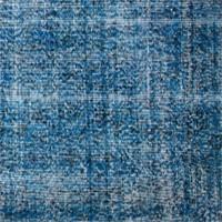 Altıncı Cadde Vintage Halı Mavi 148X260 Cm