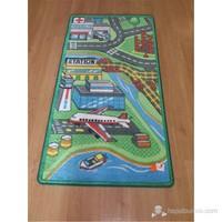 Kids Oyun Saphire 120*180 Çocuk Halısı