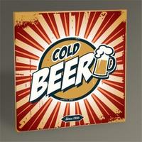 Tablo 360 Cold Beer Tablo 30X30